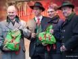 Mariazell Siegerfest - Platzwahl 2010 der Kleinen Zeitung - LR Seitinger, Moderator Schenkeli, Hochschwabtourismus Nothnagl, Bgm. Kuss