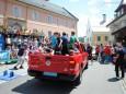 Stadtfest in Mariazell 2016. Foto: Patrick Weißenbacher