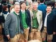 Unsere Freunde von der Teichalm - 20. Steiermark Frühling - Steirerfest 2016 in Wien