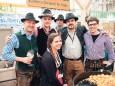 Innenhof Team bei der Mariazeller Hitt'n - 20. Steiermark Frühling - Steirerfest 2016 in Wien