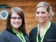 Natalie Zuser und Petra Lammer - Service für den Gaumen