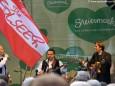 Steiermarkfrühling 2013 in Wien - Konzert Edlseer - Franz Voves singt mit...