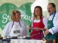Steiermarkfrühling 2013 in Wien - Haya Molcho, Sigrid Maurer, Johann Lafer