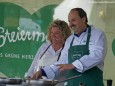 Steiermarkfrühling 2013 in Wien - Haya Molcho und Johann Lafer