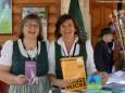 """Steiermarkfrühling 2013 in Wien - Unsere Tourismus -""""Mädls"""" Beate und Brigitte"""