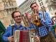 Steiermarkfrühling 2013 in Wien - D2 Andreas Schweiger und Christoph Huber