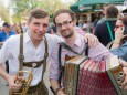 D2 Unterhaltung beim Mariazellerland - Steiermark Frühling 2015 in Wien am Rathausplatz