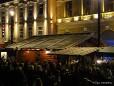 Am Abend beim Steirerfest in Linz - enormer Besucherandrang - Mariazellerland Hütte
