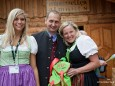 Petra Lammer, Mariazellerland GF Johann Kleinhofer, Hochsteiermark GF Claudia Flatscher