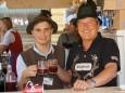 Martin & Toni Mariazellerland Ausschank beim Steirisch Anbandeln in Linz 2012
