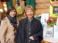 Steirerfest in Wien 2012 - Tourismusmädels Christine & Marion
