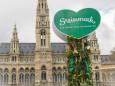 Steiermark-Frühling im Steiermarkdorf am Rathausplatz in Wien 2014
