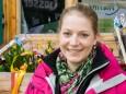 Christina Haidinger - Steiermark-Frühling im Steiermarkdorf am Rathausplatz in Wien 2014