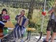 Girlie Duo der Musikschule - steirische-roas-mariazeller-buergeralpe-oktober-2020-7484
