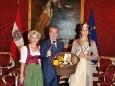 Tag des Honigs 2011 - Empfang bei Bundespräsident Heinz Fischer in der Hofburg