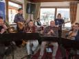 Dixieland Band Mitterbach - Eröffnung Talstation der Gemeindealpe Mitterbach am 10. Jänner 2015