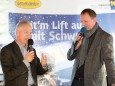 NÖVOG GF Gerhard Stindl & Fritz Lengauer - Eröffnung Talstation der Gemeindealpe Mitterbach am 10. Jänner 2015