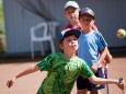 Tennis Kinder Sommer Training des UTC Mariazell