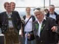 Otmar Edelbacher - Terzerhaus NEU Gleichenfeier