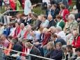 Publikum wartet auf den Konzertbeginn