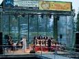 Tony Jagitsch und die Swing Time Big Band bei der Bergwelle 2010