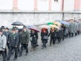 Totengedenken des ÖKB und der Einsatzorganisationen in Mariazell  Nov. 2013
