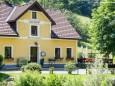Trefflingtalerhaus in Sulzbichl - Wanderung zum Trefflingfall im Naturpark Ötscher-Tormäuer