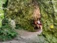 Teufelskirche - Wanderung zum Trefflingfall im Naturpark Ötscher-Tormäuer