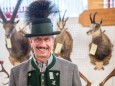Trophäenschau Mariazell 2017 im Volksheim Gußwerk - Bernhard Schatz, Oberjäger im Revier Brandhof bei Graf Meran am Hochschwab