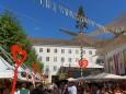 Villacher Hauptplatz - Das Mariazeller Land beim Villacher Kirchtag 2014