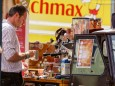 Den besten Kaffee gab's bei Nino Contini - Das Mariazeller Land beim Villacher Kirchtag 2014