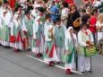 Trachten-Festumzug  - Das Mariazeller Land beim Villacher Kirchtag 2014