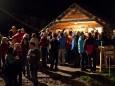 Pausenansturm zur Ausschankhütte - Voice Factory bei der Bergwelle in Mariazell