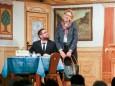 Volksbühne Weichselboden - Sag niamois nia - 17.4.2017. Foto: Franz-Peter Stadler