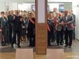 Feierliche Eröffnung des Gußwerker Volksheims durch Bgm. Michael Wallmann und LH Stellv. Siegfried Schrittwieser