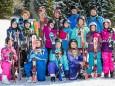 Marc Digruber im Kinderland - Volksschulparty im Schnee - Lackenhof am Ötscher