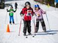 Biathlon - Volksschulparty im Schnee - Lackenhof am Ötscher