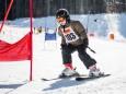 Rennen - Volksschulparty im Schnee - Lackenhof am Ötscher