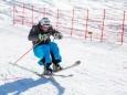 Marc Digruber testet die Speed-Messstrecke - Volksschulparty im Schnee - Lackenhof am Ötscher