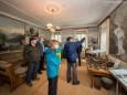 Pfarrhof Josefsberg mit alten Gemälden von Pater Chrysostomos Sandweger - Schutzhaus Vorderötscher Eröffnung durch Landeshauptmann Erwin Pröll
