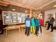 Alte Schule Mitterbach - Schutzhaus Vorderötscher Eröffnung durch Landeshauptmann Erwin Pröll