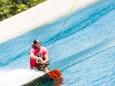 wakeWakeAlps- Wakeboarding am Kristallsee der Mariazeller Bürgeralpe - Fotos vom ersten Testlauf