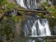 Schleierfall in der Wasserlochklamm in Palfau