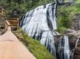 Schleierfall - Wasserloch Klamm in Palfau - Wanderung am 19. Mai 2016