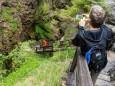 Wasserloch Klamm in Palfau - Wanderung am 19. Mai 2016