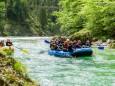 Rafting auf der Salza - Wasserloch Klamm in Palfau - Wanderung am 19. Mai 2016