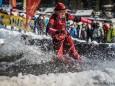 Waterslide Contest zum Saisonabschluss 2013 - Bürgeralpe Zuckerwiese 16. März 2013 - © Rudi Dellinger