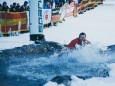 Waterslide in Annaberg am 4. Februar 2015