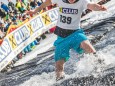 Watersplash bei den Skiliften in Annaberg