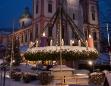 Weihnachtsstimmung in Mariazell am 21.Dezember 2011